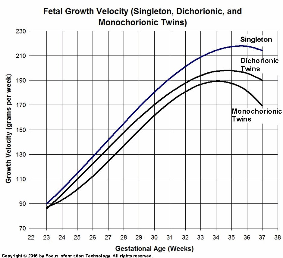 fetal growth chart percentile - photo #9